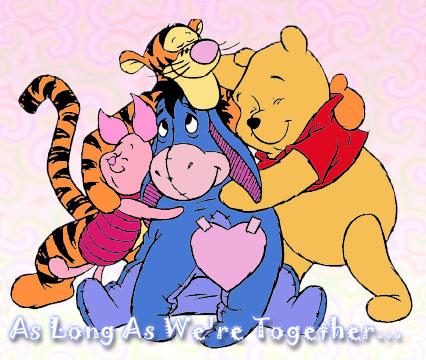 Amigos de Pooh