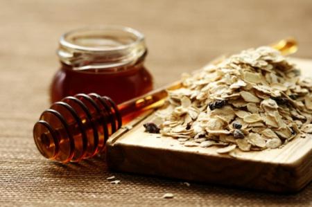 oatmeal-honey-mask