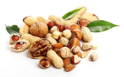 calcium-nuts