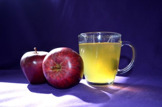 green-tea-apples
