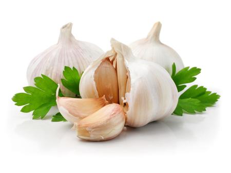 garlic-cholesterol