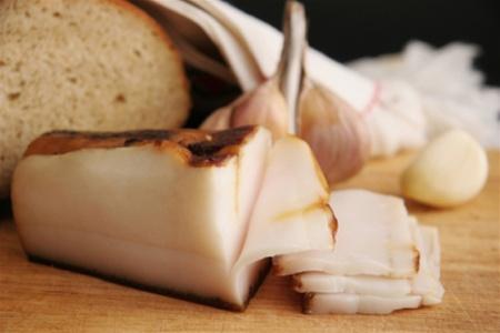 lard-garlic