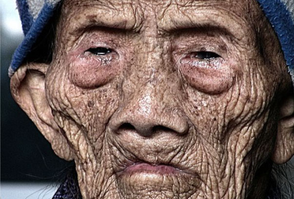 256-YEARS OLD MAN