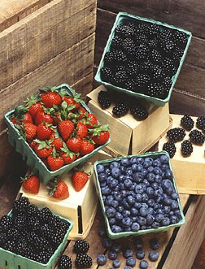 Салвестролите – Естествени противоракови химикали, съдържащи се в плодовете