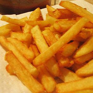 Искате ли порция астма с картофките?