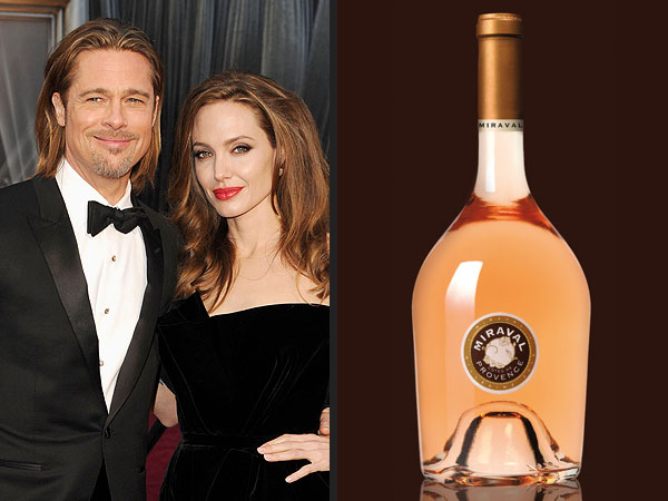 Брад Пит & Анджелина Джоли стават винопроизводители
