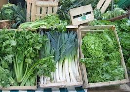Как яденето на зелени листни зеленчуци помага на сърцето ви