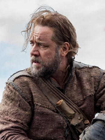 Ръсел Кроу снима 'Ной' в библейско време