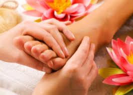 Умората при рак на гърдата стопена с масаж
