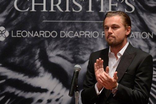 Леонардо Ди Каприо набра $31.7 милиона за дивата природа
