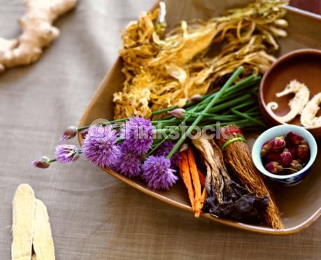 Китайски билки и традиционната китайска медицина лекуват подагра