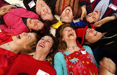 Смехотерапията : Стигнете до здравето със смях