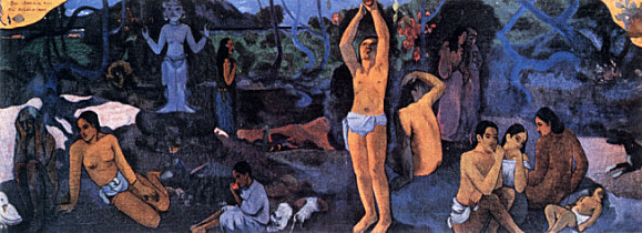 Пол Гоген, живот на ръба