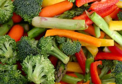 Шест алкални храни за блестящо здраве