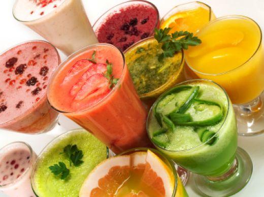 Четири необичайни разхладителни напитки за жегите