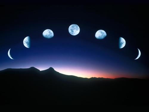 Факти за луната