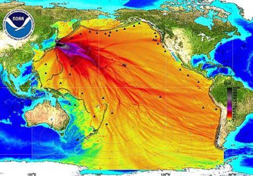 Бедствено положение във Фукушима, 300 тона радиоактивни води изтичат в океана