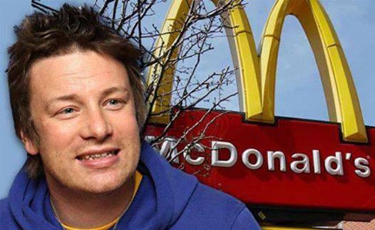Кампания на Джейми Оливър кара Макдонълдс да промени рецепта