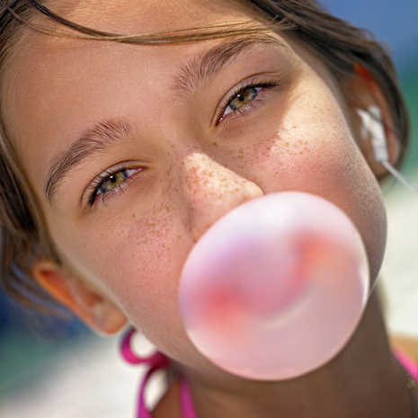 5 обичайни съставки в дъвката причиняват рак