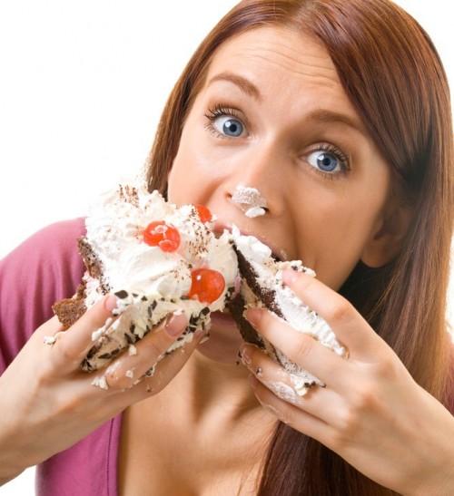 Спри емоционалното ядене така
