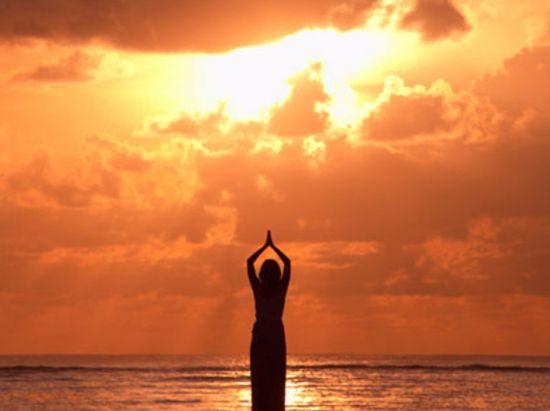 Сурия намаскар – Поздрав към слънцето