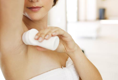 Пазете здравето си, направете си дезодорант сами