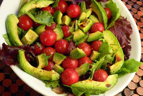 Борещи рака комбинации от храни