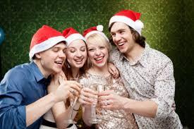 Как да се забавляваме на Коледното парти, 5 игри