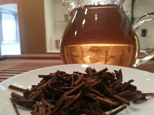Кукича, алкализиращият тялото зелен чай