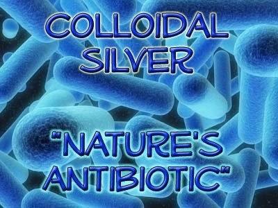 Колоидното сребро, новата стара алтернатива на антибиотиците