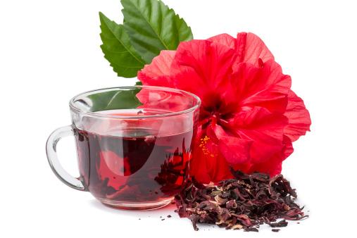 Хибискус, чаят при високо кръвно