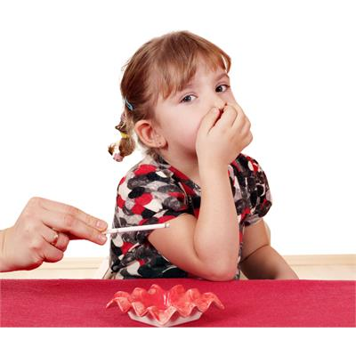 Пасивното пушене прави децата по-агресивни