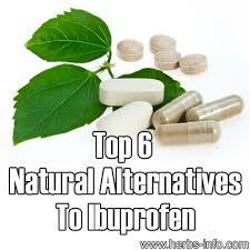 6-те най-добри естествени алтернативи на ибупрофена