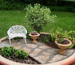 Красива градина за отмора и съзерцание, няколко идеи