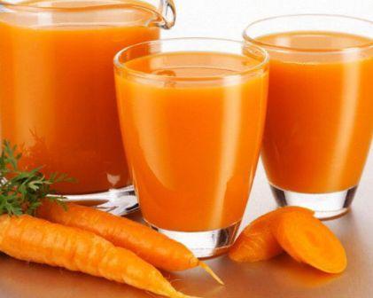 4 удивителни ползи от сока от моркови