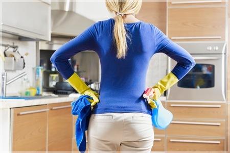 Моите златни правила за чистене
