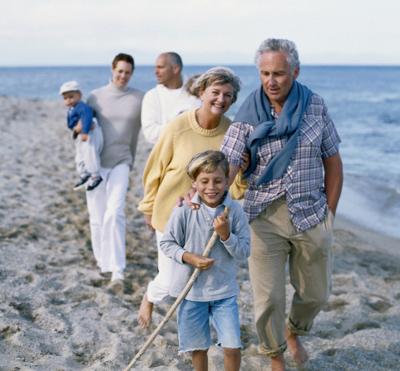 Седем прости тайни за здравословно стареене