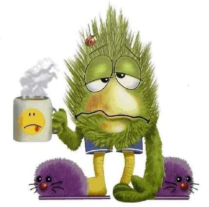 Писна ли ви да боледувате?