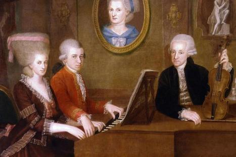 Слушането на класическа музика подобрява дейността на гените