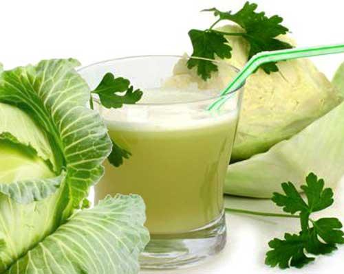 Зелевият сок лекува 100 заболявания! Предпазва от рак, лекува запек.