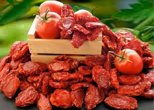 Направете си сушени на слънцето домати и други плодове