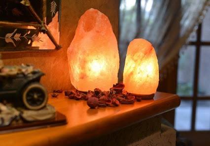 Множеството ползи за здравето от лампите от хималайска сол