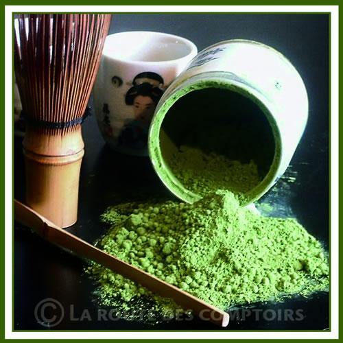 10те чудеса на зеления чай мача