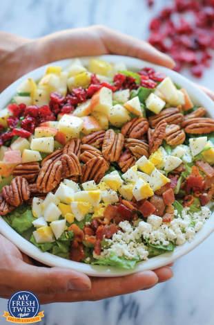 5 рецепти за есенни салати, по които ще си паднете