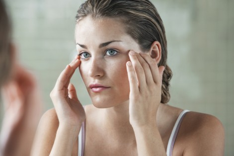 Недостигът на 5 хранителни вещества е изписан върху лицето