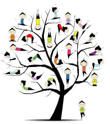 8 чудесни йога упражнения, които да правите на бюрото си