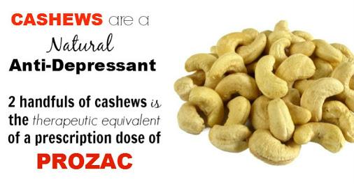 cashews-depression