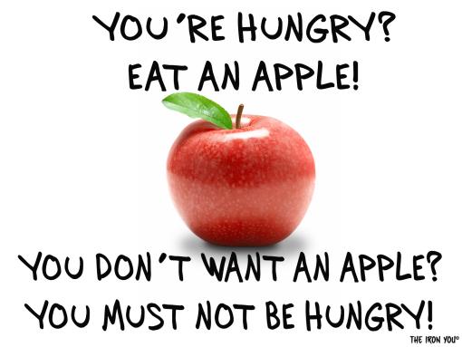 Следвай повика на глада, предпази се от болести