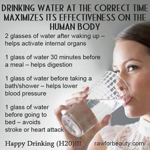 why-when-drink-water