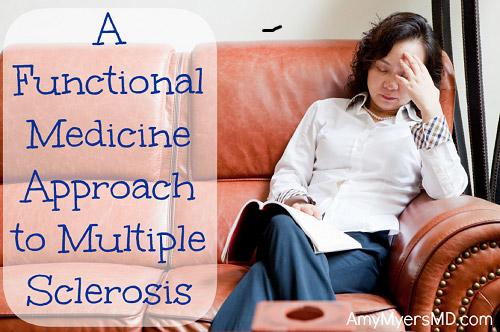 Подход на функционалната медицина за лечение на множествена склероза